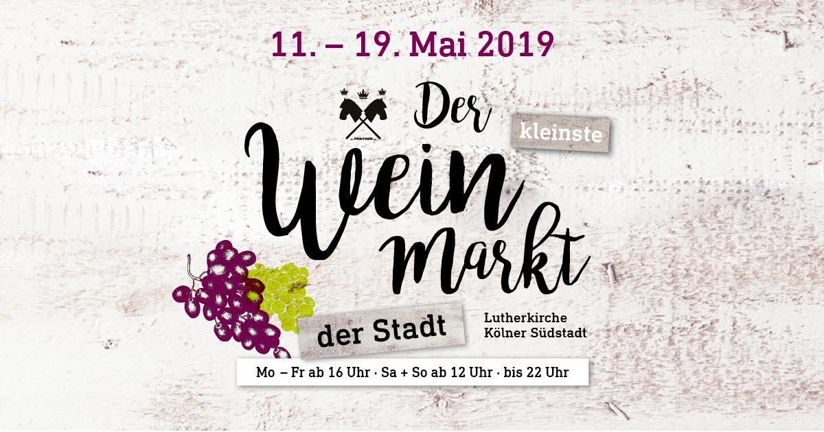 Der Kleinste Weinmarkt Der Stadt 2019 Kg Ponyhof E V